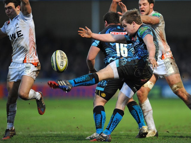 Result: Strong finish helps Exeter to win