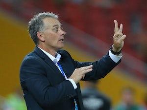Newcastle Jets part company with Gary van Egmond