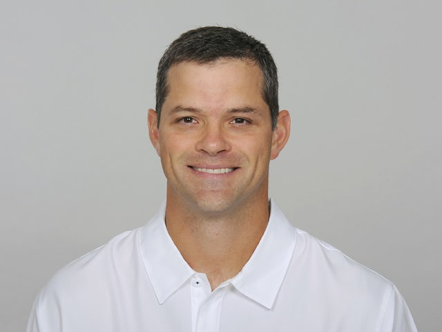 Joe Lombardi of the New Orleans Saints poses for his NFL headshot circa 2011