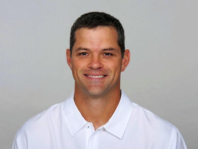 Joe Lombardi of the New Orleans Saints poses for his NFL headshot circa 2011