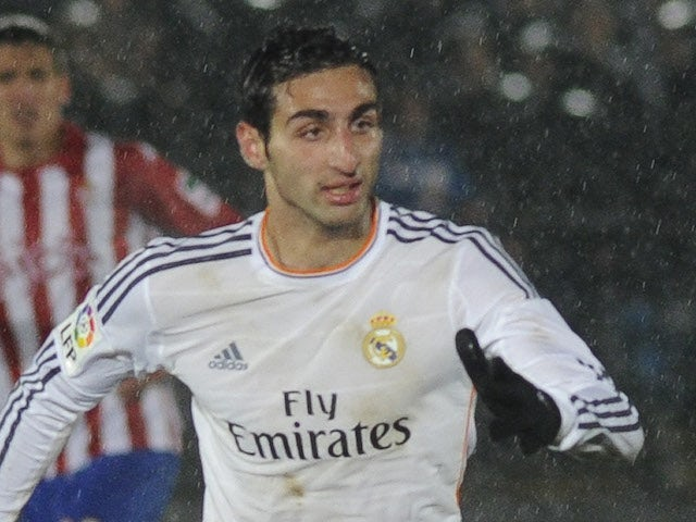 Result: Cordoba beat Real Madrid B to move sixth
