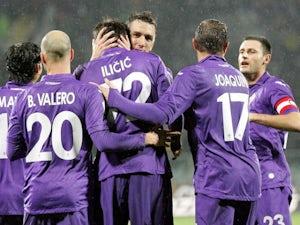 Result: Fiorentina edge out Siena