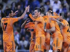Live Commentary: Espanyol 0-1 Real Madrid - as it happened