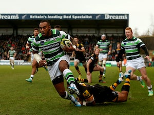 Result: London Irish pick up first LV= Cup win