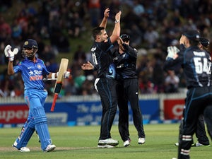 Result: New Zealand beat India to win series