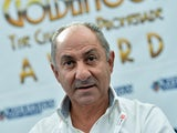 Osvaldo Ardiles attends the Golden Foot Award press conference at Grimaldi Forum on October 16, 2013