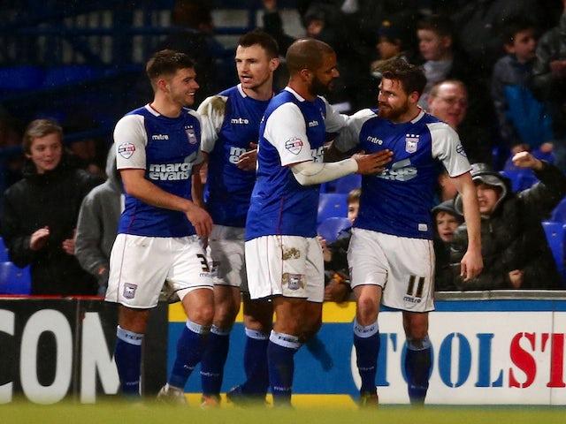 Result: Ipswich snatch victory at Brighton