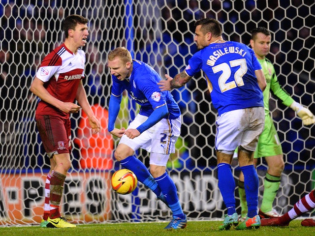 Result: Leicester win to go eight clear