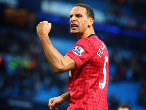 Ferdinand wants Manchester United stay
