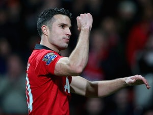Giggs won't rule out RVP return