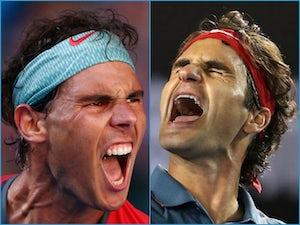 Live Commentary: Nadal vs. Federer - as it happened