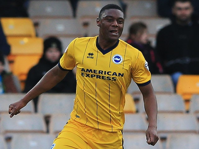 Result: Brighton too good for Vale