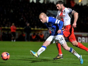 Naismith pleased with Everton win