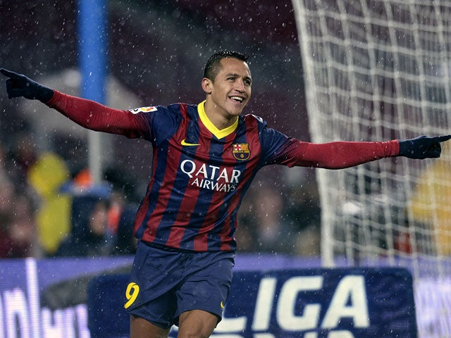 Result: Barcelona rout Levante