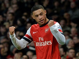 Oxlade-Chamberlain delighted to be back