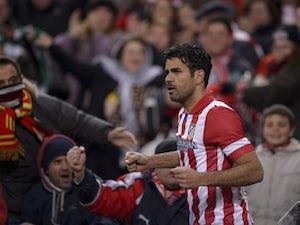 Atletico regain La Liga top spot