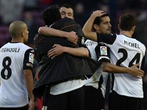 Pizzi praises Valencia