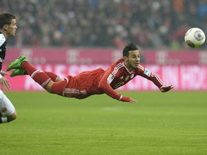 Thiago ruled out with ankle injury