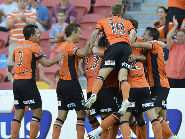 Result: Brisbane extend lead at the top