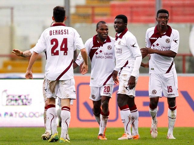 Result: Catania, Livorno share six-goal thriller
