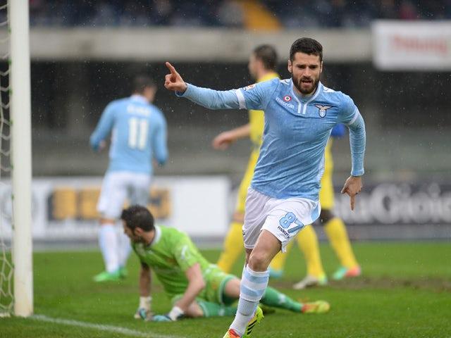 Result: Lazio ease past Chievo