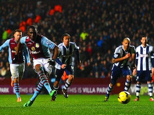 Live Commentary: Aston Villa 4-3 West Brom - as it happened
