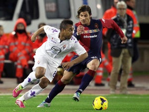 Anderson keen on Fiorentina stay