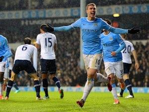 Match Analysis: Tottenham 1-5 Man City