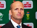 Gary Kirsten (Head Coach) during the South African national cricket team squad announcement and kit launch for ICC 2013 Champions Trophy at Sahara Park Newlands on May 02, 2013