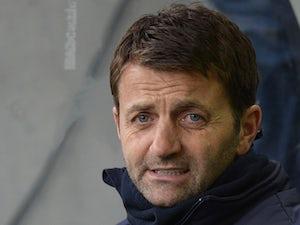 Sherwood aware of West Ham threat