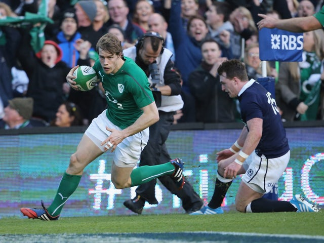 Result: Ireland secure series win over Argentina