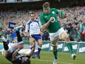 Heaslip calls for Ireland improvement