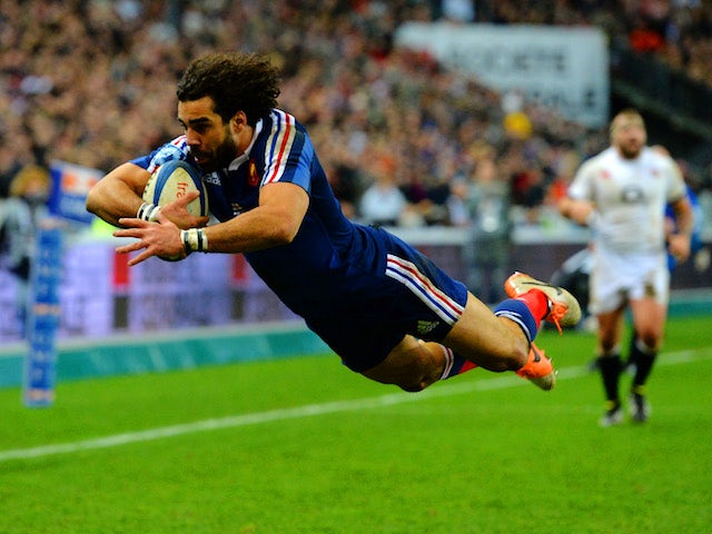 Result: England lose late on in France