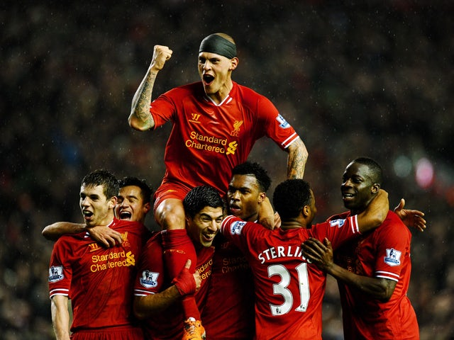 Result: Liverpool cruise to Merseyside derby win