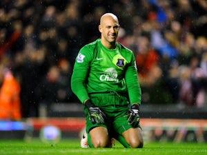 Howard baffled by Everton's performance