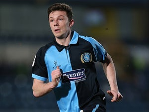 Wycombe edge goalless first half with Portsmouth