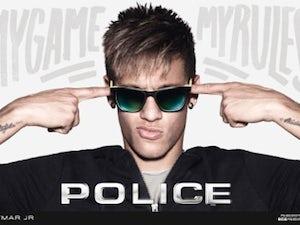 Neymar becomes face of Police eyewear