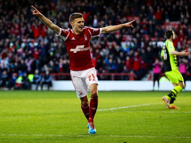 Result: Forest thrash Huddersfield