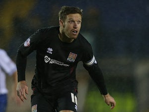 Paul Reid leaves Northampton Town