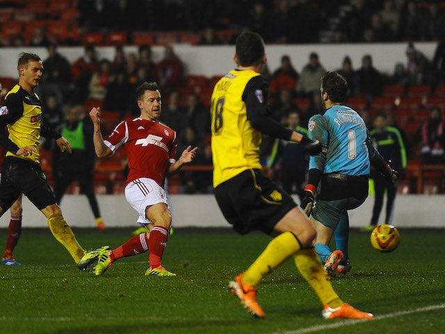 Result: Forest fight from two down to beat Watford