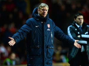 Wenger: 'We must focus on own game'