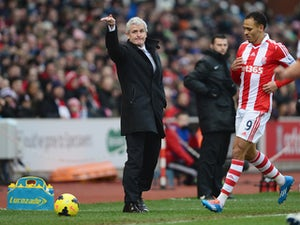 Odemwingie: 'Hughes inspired United scalp'