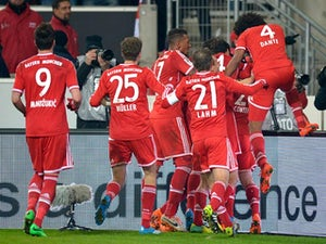 Live Commentary: Bayern 5-0 Frankfurt - as it happened
