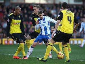 Team News: Orlandi returns for Brighton