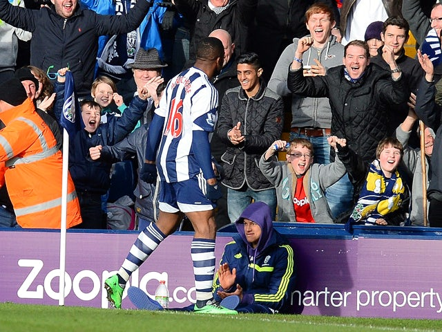 Result: Liverpool held at West Brom