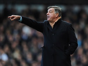 Allardyce unhappy with Chico Flores