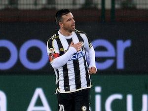 Udinese put three past Chievo