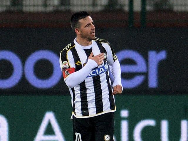 Result: Udinese put three past Chievo