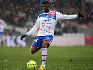 Lyon settle for draw