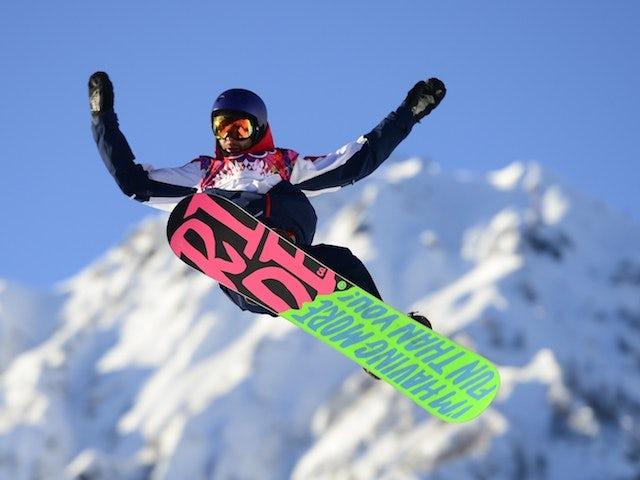 Video: Morgan backflips into Sochi finale
